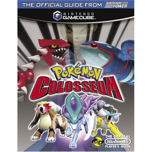 Pokemon Colosseum GameCube Strategy Guide - Nintendo Power