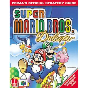 Strategy Guide Super Mario Bros. Deluxe - Prima Game Boy Color