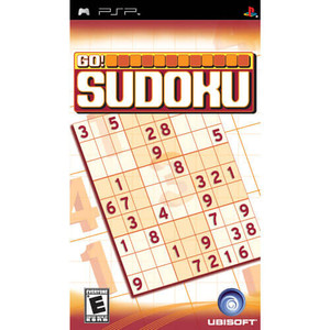 Go! Sudoku - PSP Game