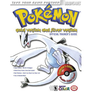 Pokemon Gold & Silver Trainer's Guide - Brady Games