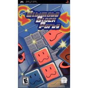Ultimate Block Party - PSP Game