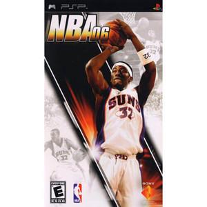 NBA 06 - PSP Game