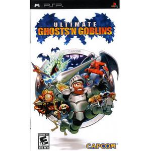 Ultimate Ghosts 'n Goblins - PSP Game