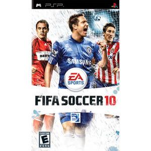 Fifa Soccer 10 - PSP Game