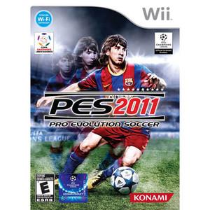 PES Pro Evolution Soccer 2011 - Wii Game