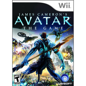 Avatar The Game - Wii Game