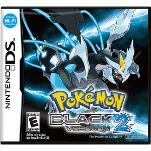 Pokemon Black 2 Empty Case For Nintendo DS
