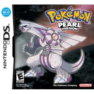 Pokemon Pearl Empty Case For Nintendo DS