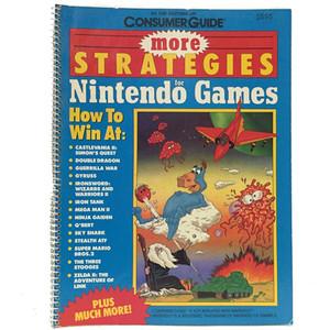 More Nintendo Strategies Guide Book