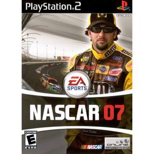 Nascar 07 - PS2 Game