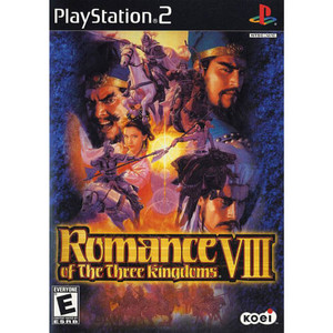 Romance Of Three Kingdoms VIII - PS2 Game