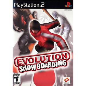 Evolution Snowboarding - PS2 Game
