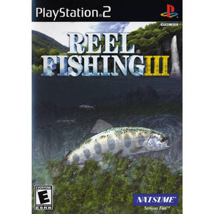 Reel Fishing III - PS2 Game