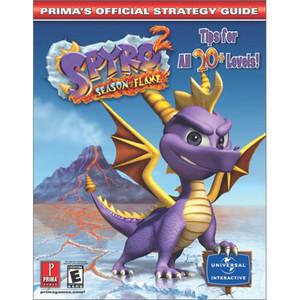 Spyro 2 Season of Flame - Prima Strategy Guide