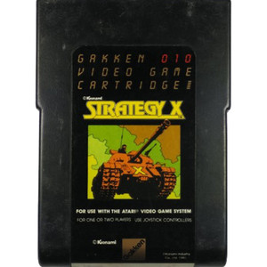 Strategy X - Atari 2600 Game