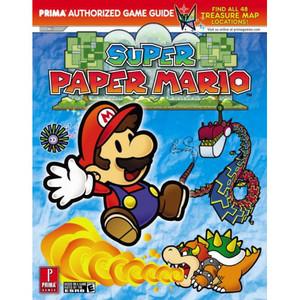 Super Paper Mario Wii - Prima Startegy Guide