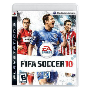 Fifa Soccer 10 - PS3 Game