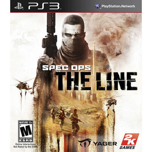 Spec Ops The Line - PS3  Game