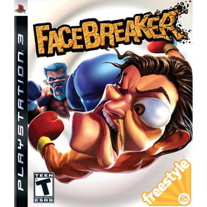 Face Breaker - PS3 Game