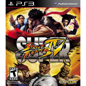 Super Street Fighter IV - PS3 Game