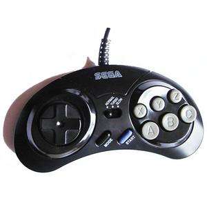 Sega 6 Button Turbo Controller - Genesis