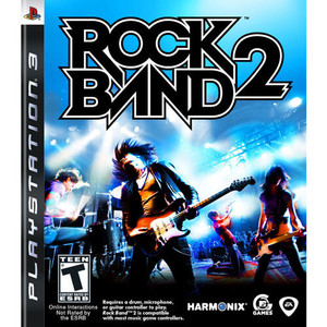 Rock Band 2 - PS3 Game
