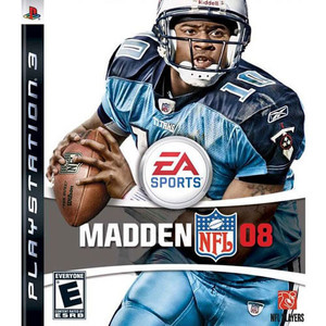 Madden NFL 08 - PS3 Game