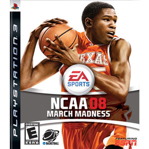 NCAA 08 March Madness - PS3 Game