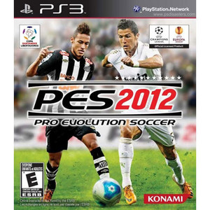 Pro Evolution Soccer 2012 - PS3 Game