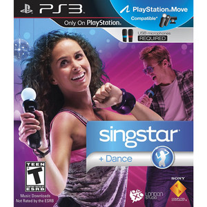 Singstar Dance - PS3 Game