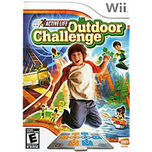 Active Life Outdoor Challenge - Wii Game