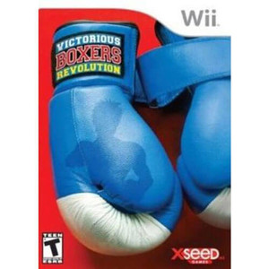 Victorious Boxers Revolution - Wii Game