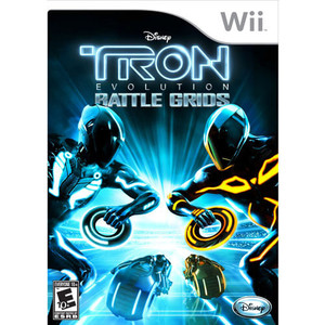 Tron Evolution Battle Grids - Wii Game