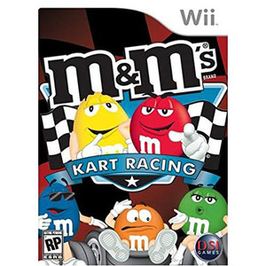 M&M's Kart Racing - Wii Game