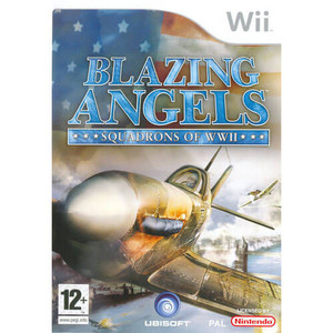 Blazing Angels Squadrons of WWII - Wii Game