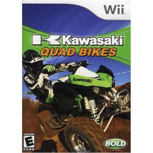 Kawasaki Quad Bikes - Wii Game