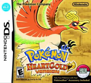 Pokemon HeartGold Version - DS Game
