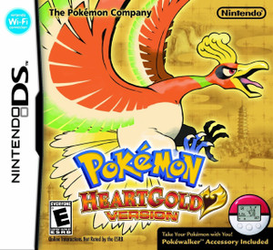 Pokemon HeartGold Version - DS Game
