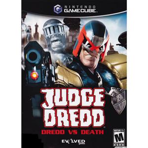 Judge Dredd Dredd Vs Death - Gamecube Game