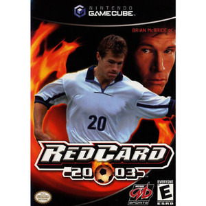 Red Card 2003 - Gamecube Game