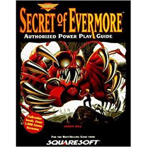 Secret of Evermore SNES - Prima Strategy Guide