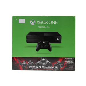 Microsoft Xbox ONE 500 GB Gears of War Ultimate Edition Player Pak