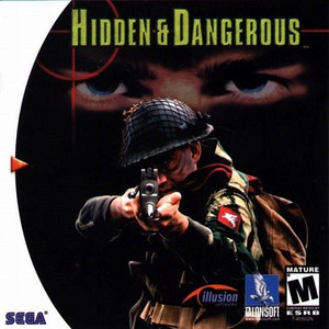 Hidden & Dangerous  - Dreamcast Game