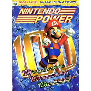Nintendo Power - Issue #100 Top 100