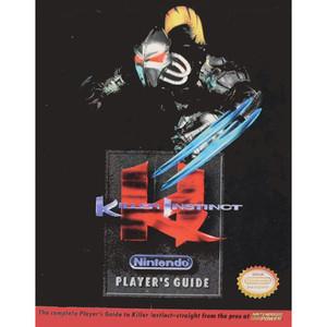 Killer Instinct - Nintendo Power Player's Guide