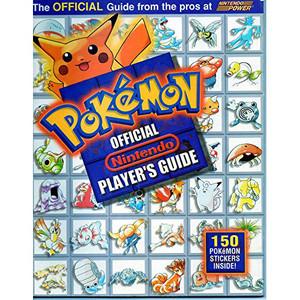 Pokemon - Official Nintendo Player's Guide