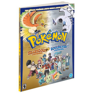 Pokemon HeartGold & SoulSilver Vol 1 - Strategy Guide