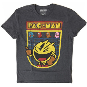 Pac-Man Wink - Officially Licensed T-Shirt