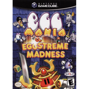 Egg Mania Eggsteme Madness - GameCube Game