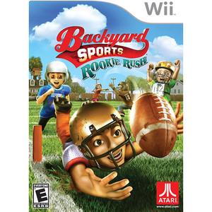 Backyard Sports Rookie Rush - Wii Game